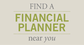 Find a Financial Planner near you